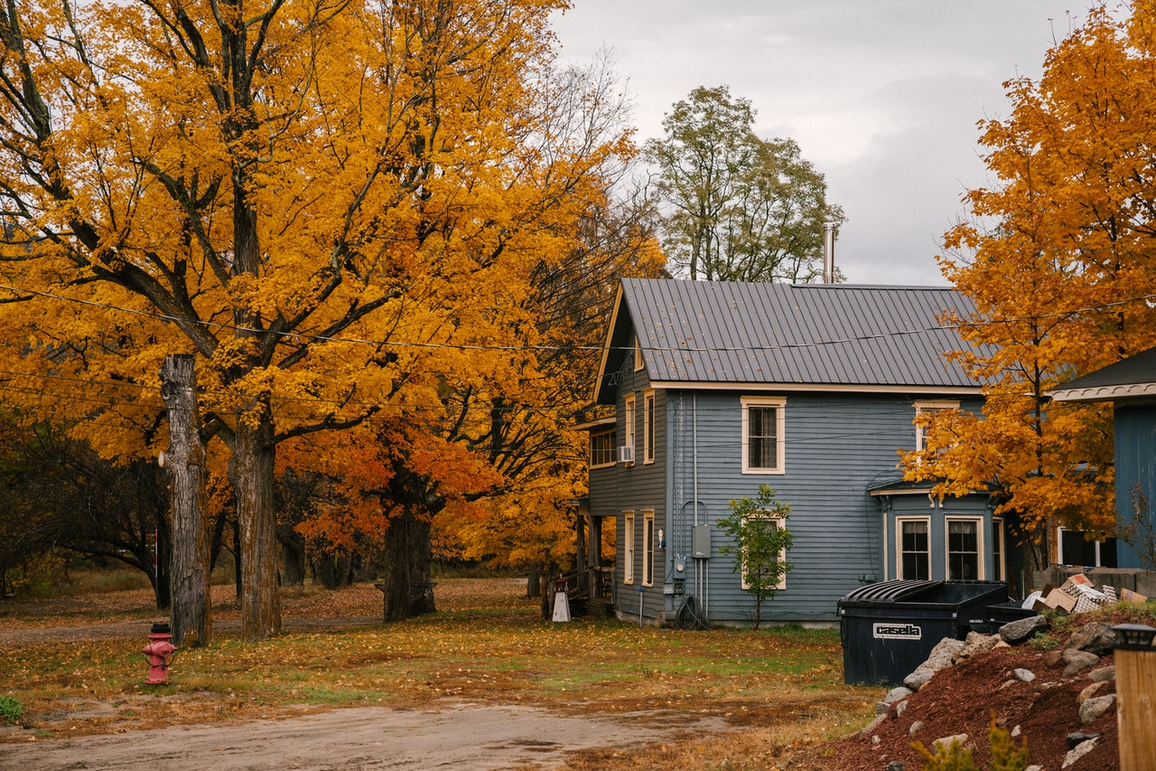 Sprucing up your home for autumn